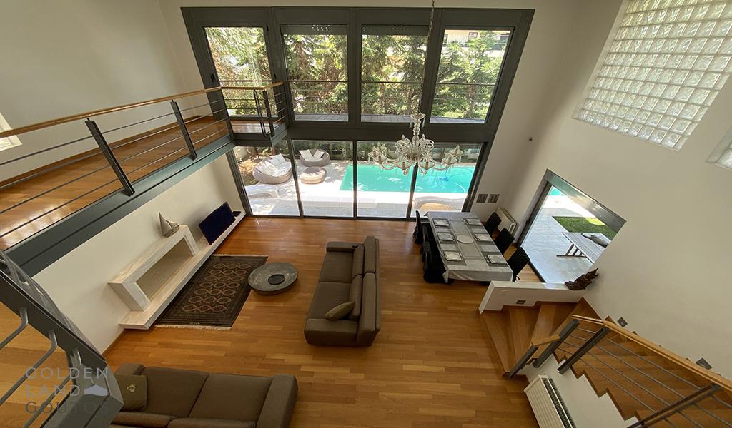 Impressive Hyper Luxe Maisonette with pool in Glyfada